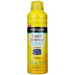 chống nắng dạng xịt  Neutrogena Beach Defense 184g | Sức khỏe -Làm đẹp