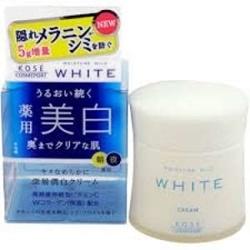 Kem dưỡng da Moisture Mild White Kose | Sức khỏe -Làm đẹp