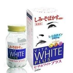 VITA White Plus CEB2 – trị nám da, đốm , làm trắng da,chống lão hóa | Sức khỏe -Làm đẹp