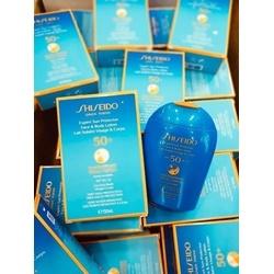 Kem chống nắng shiseido tuýp 150ml hàng Pháp | Da mặt