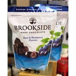 Chocolate Bọc Việt Quất Brookside của Mỹ loại 907g                | Các loại bánh kẹo, socola