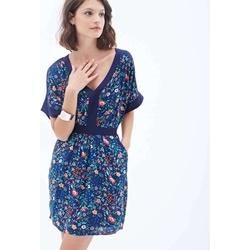 ĐẦM TROPICAL FLORAL DOLMAN DRESS  | Thời trang - Trang sức