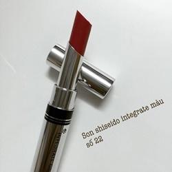 Son Shiseido Integrate màu số 22 | Son môi
