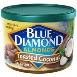 Hạnh nhân Blue Diamond vị dừa   Thực phẩm - Tiêu dùng