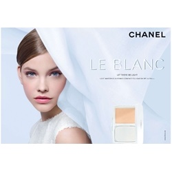 Phấn nền CHANEL LE BLANC tông 12 BEIGE ROSE (unbox) | Sức khỏe -Làm đẹp