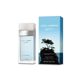 Nước hoa nữ Dolce & Gabbana Light Blue Dreaming in Portofino 100 ml | Sức khỏe -Làm đẹp