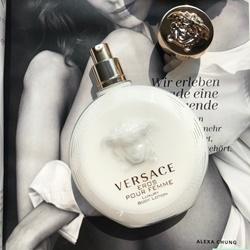 Dưỡng thể nước hoa nữ Versace Eros 200ml | Body