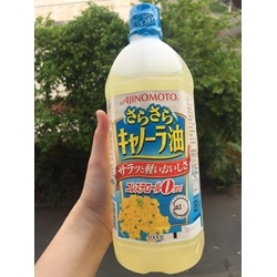 Dầu ăn hoa cải Ajinomoto Nhật Bản  | Các loại khác