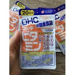 Viên uống DHC Vitamin tổng hợp 60 viên                        | Thực phẩm chức năng