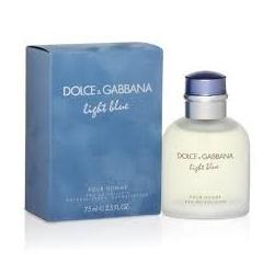 Nước hoa nam D&G  Light Blue Pour Homme 75ml | Nước hoa nữ giới