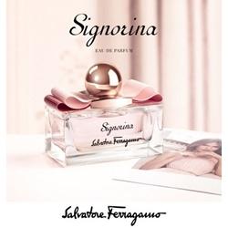 Nước hoa Signorina by Salvatore Ferragamo EDP tester không nắp 100ml | Nước hoa nữ giới