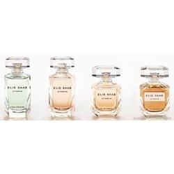 Set  Elie Saab mini 4 chai 4 mùi               Nước hoa mini