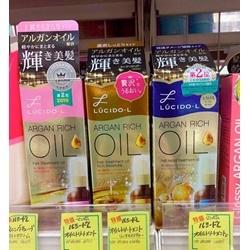 Tinh Dầu Dưỡng Tóc argan oil    Tóc