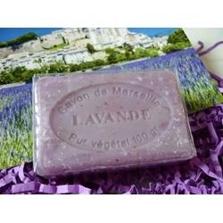 Xà bông Savon de Marseille  Lavande , 100g  | Sức khỏe -Làm đẹp