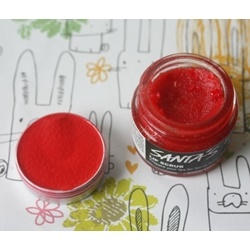 Tẩy tế bào chết Lush Santa's lip scrubs 25g | Sức khỏe -Làm đẹp