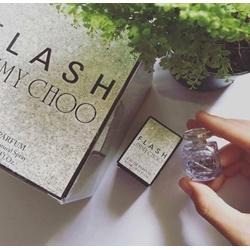 JNước hoa nữ immy Choo Flash edp, 4.5ml | Nước hoa mini