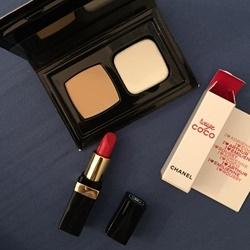 Set trang điểm Chanel mini | Son môi