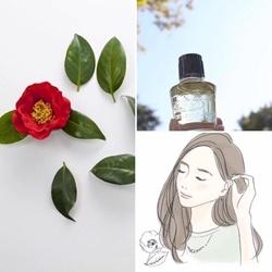 Dầu hoa trà đỏ Nhật Bản | Da mặt