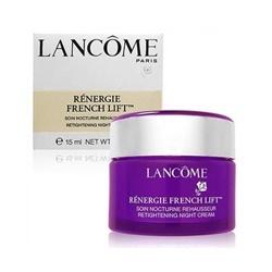 Kem dưỡng da giảm nhăn , nâng cơ ban đêm Lancome 15ml  | Da mặt