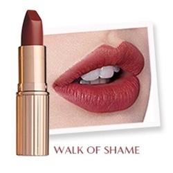 Son Charlotte Tilbury WALK OF SHAME | Son môi