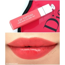 Son Dior Lip Tattoo - 451, 6ml | Son môi