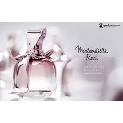 Nước hoa nữ Ricci mademoiselle , tester , 80ml | Nước hoa nữ giới