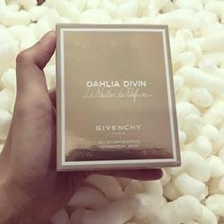 Nước hoa nữ Dahlia divin le Nectar Givenchy 75ml      | Nước hoa nữ giới