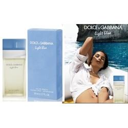 Nước hoa nữ DOLCE & GABBANA Light Blue 100ml | Nước hoa nữ giới