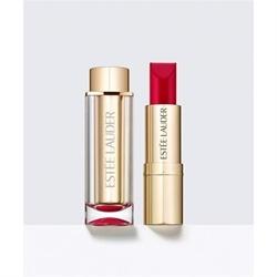 Son Estee Lauder Pure Color Love 220 Shock & Awe hồng đỏ, matte | Son môi