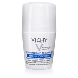 Lăn khử mùi Vichy Deodorant 24h Toucher SEC 50ml                     | Body
