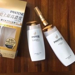 Bộ 3 sản phẩm chăm sóc tóc Pantene Pro V Nhật Bản             | Tóc