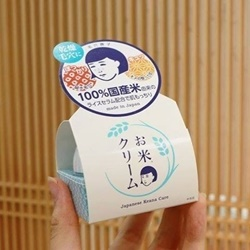 Kem Dưỡng Da từ gạo Japanese Keana Care Nadeshiko Rice Cream 30g | Da mặt