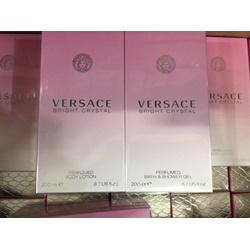 Sữa tắm hương nước hoa Versace Bersace bright crystal 200ml | Body