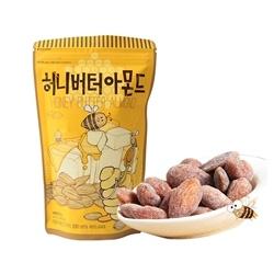 Hạnh nhân tẩm mật ong Hàn Quốc 250g           | Thực phẩm - Tiêu dùng