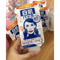 Mặt nạ trắng da cam Thảo White pack Utena , 140g      | Da mặt
