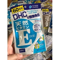 Vitamin E của DHC  gói 120 viên              | Sức khỏe -Làm đẹp