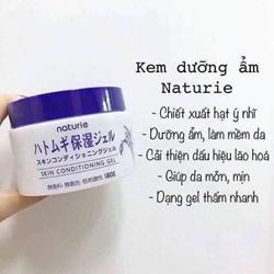 Kem dưỡng ẩm làm sáng da Naturie Skin Conditioning Gel      | Da mặt