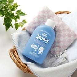 SỮA TẮM PHÒNG NGỪA VÀ ĐẶC TRỊ RÔM SẨY SKIN BABE NHẬT BẢN chai 500ml  | Đồ dùng của bé