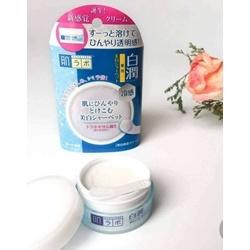 Kem lạnh dưỡng trắng da Hada Labo Shirojyun White Sherbet Nhật Bản  | Da mặt