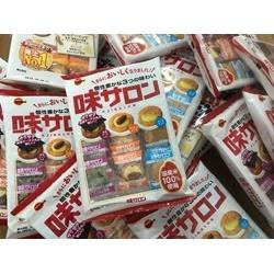 Bánh gạo Bourbon - Nhật bản | Các loại bánh kẹo, socola