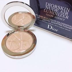 Phấn tạo khối Diorskin Nude Air Luminizer glow addict       | Da mặt