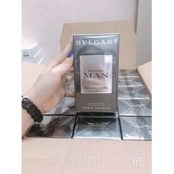 Nước hoa nam BVlgari man black cologne 100ml    | Nước hoa nam giới