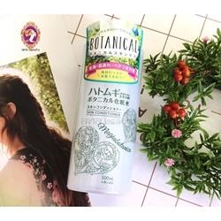 Nước hoa hồng thảo mộc Botanical Skin Conditioner 500ml  | Da mặt