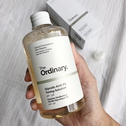 Toner The Ordinary Glycolic Acid 7% Toning Solution 240ml    Da mặt