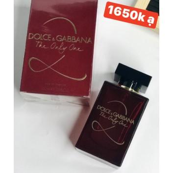 Nước hoa nữ Dolce&Gabbana the only one 100ml | Nước hoa nữ giới