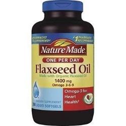 Dầu hạt lanh Flaxseed Oil | Thuốc bổ