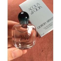 Nước hoa Acqua Di Gioia Mini (5ml)
