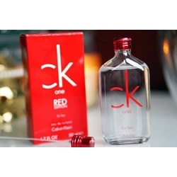 Nước hoa CK One Red Edition for Her 100ml