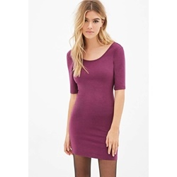 ĐẦM KNIT BODYCON DRESS