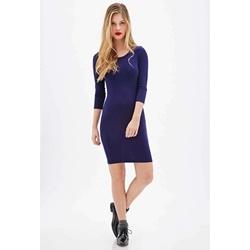 Đầm Stretch-Knit Bodycon Dress